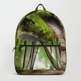 Small Path In Woods Ultra HD Backpack