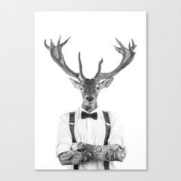 DIEGO WILD Canvas Print
