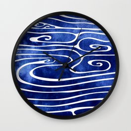 Tide III Wall Clock