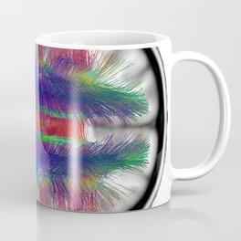 Axial Fibers Clear Coffee Mug
