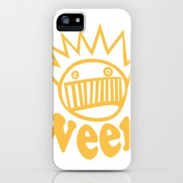 ween iPhone Case
