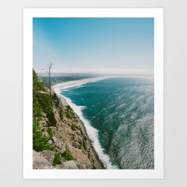 Oregon Coast 1 Art Print