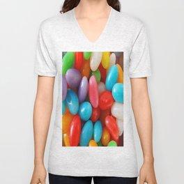 Jellybeans Unisex V-Neck