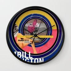 Matthew Billington Wall Clock