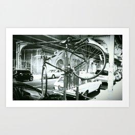HIPSTER 2. Art Print