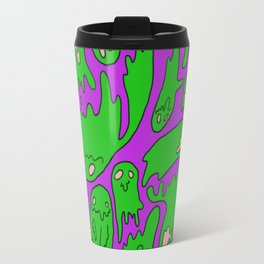 Green Ghosties Travel Mug
