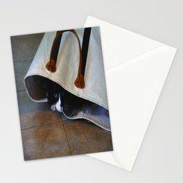 Gracie's Got a Brand New Bag! Stationery Cards