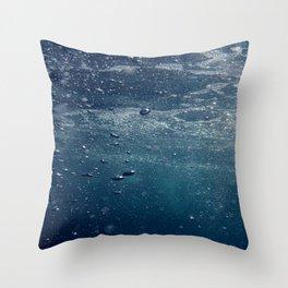 UNDERWATER I. Throw Pillow