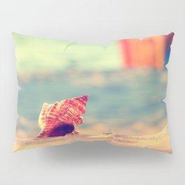 A summer at the beach Pillow Sham