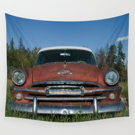 Retired Plymouth Wall Tapestry