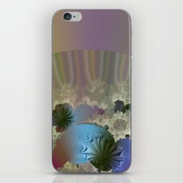 Under the calm surface iPhone Skin