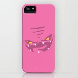 Krang! - Pink Squishy Edition iPhone Case