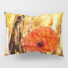 Et papaver Pillow Sham