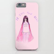 Feminist Hero iPhone 6 Slim Case