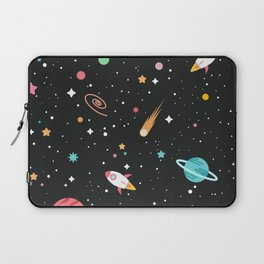 Outer Space Pattern 006 Laptop Sleeve