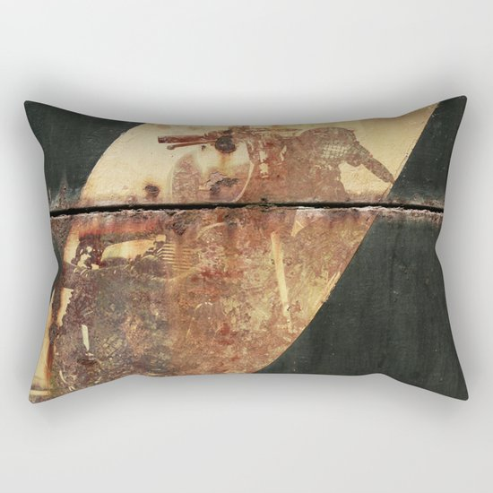 Ghost Speed Rectangular Pillow