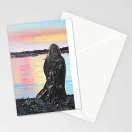 Patiently Waiting Stationery Cards