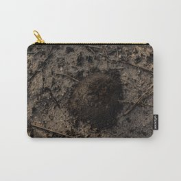 Surfacing From The Sand Carry-All Pouch