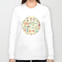 russia Long Sleeve T-shirts featuring Russia by LaPenche