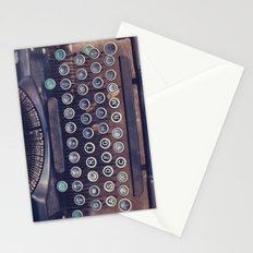 qwerty Stationery Cards
