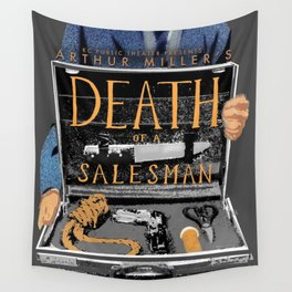 Death Of A Salesman Wall Tapestry