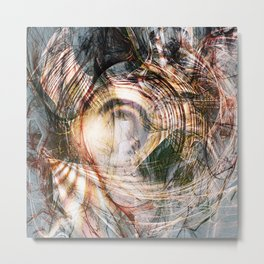 Legacies of the Higgs boson Metal Print