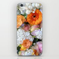body iPhone & iPod Skins featuring Joy is not in Things, it is in Us! by Joke Vermeer