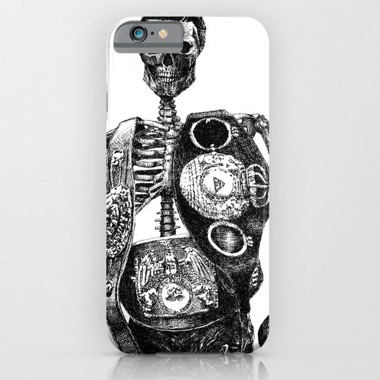Mike Tyson iPhone & iPod Case