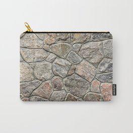 Stone texture Carry-All Pouch