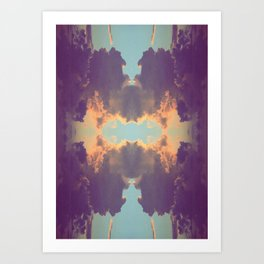 Sanibel Sunset Art Print