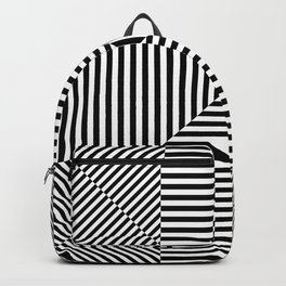 Insane Stripes Remix 3 Backpack