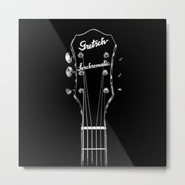 Gretsch Synchromatic-Acoustic Guitar-Music-Rock,Blues,Folk,Jazz,Rockabilly Metal Print