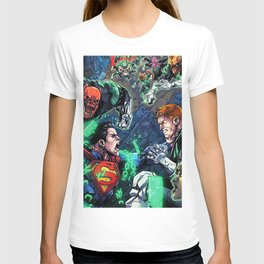 The fight is not Balanced T-shirt