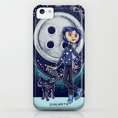 Coraline Strength Tarot Card Color Slim Case iPhone 5c