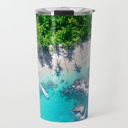 Jungle Beach | Caribbean Island Travel Mug