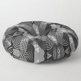 Art Deco. Diva 27 . Floor Pillow