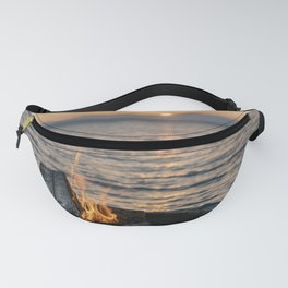 Seaside Serenity Fanny Pack