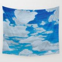 brooklyn Wall Tapestries featuring Brooklyn by Tara Andris