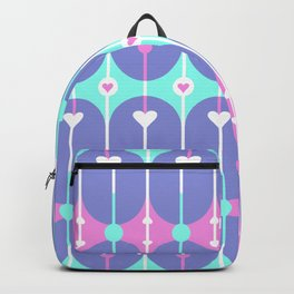 Unicorn Guts // Spring Hearts Backpack