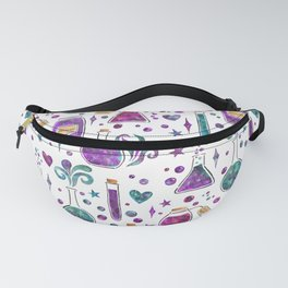 Galaxy Potions - Purple Palette Fanny Pack