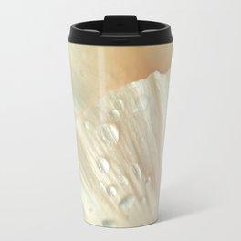 Raindrops on Roses Travel Mug