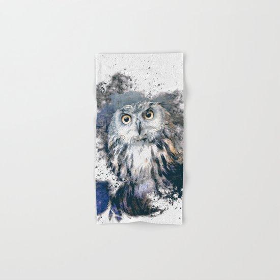 OWL 2 Hand & Bath Towel