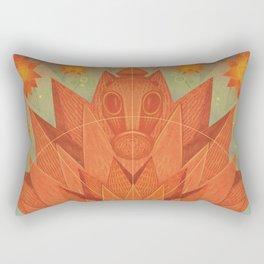 Catastrophe III Rectangular Pillow