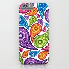 Crazy Paisley iPhone 6s Slim Case