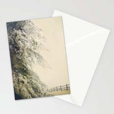 Evergreen Ice Stationery Cards