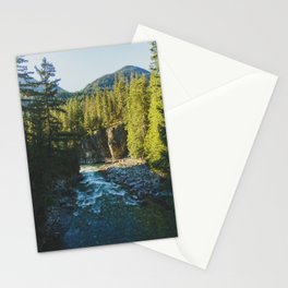 Stehekin Gorge - Pacific Crest Trail, Washington Stationery Cards