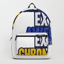 Down Syndrome Backpack
