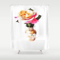 decorative Shower Curtains featuring Decorative by Vitta