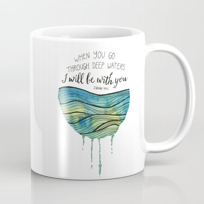 Deep Waters Coffee Mug