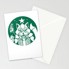 Starfox Coffee Stationery Cards